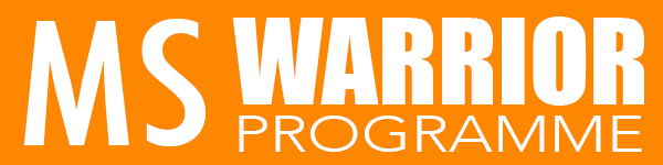 MS WARRIOR PROGRAMME LOGO