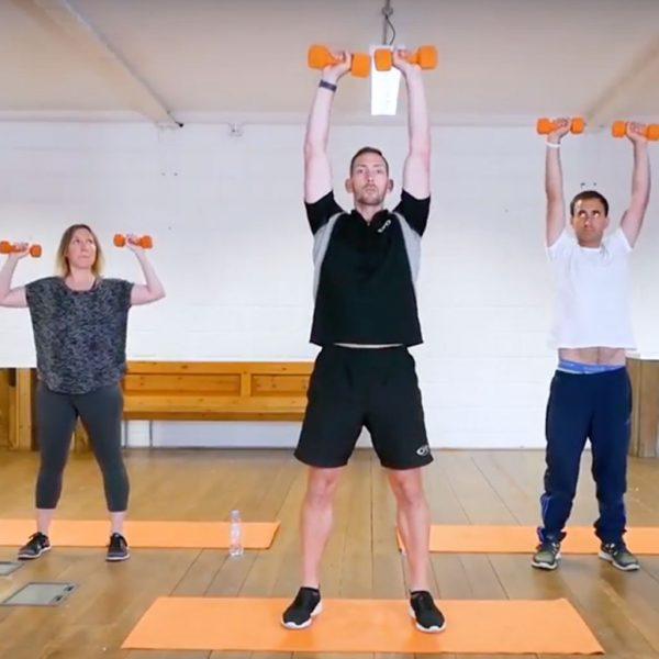 MS Bespoke Fit Programme from Disability Training